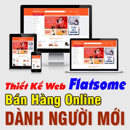 Thiết kế Web Flatsome WordPress